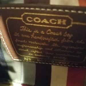 Authentic Coach bundle (Wristlet & Sunglasses)